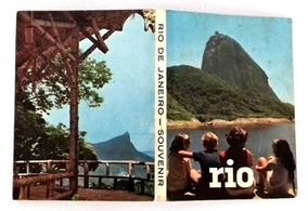 Livreto Souvenir Fotos Antigas Rio De Janeiro (anos 70/80)