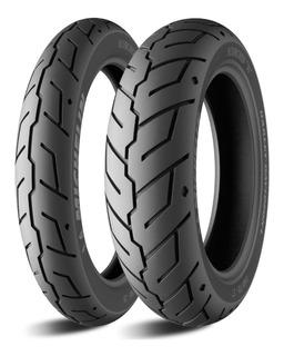 Llantas Michelin Scorcher Hd 150/80-16+100/90-19 Envi Gratis