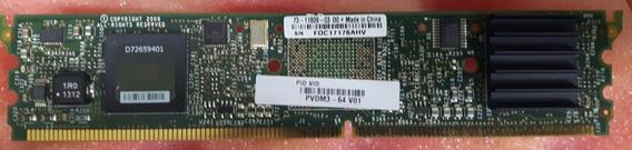 Pente Pvdm3-64 Para Roteador Cisco