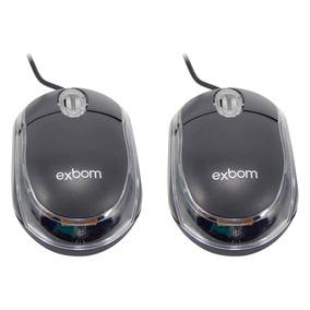 Mouse Usb Para Notebook Exbom