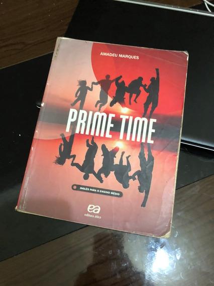 Caracteristicas Título Do Livro Prime Time - Vol Unico