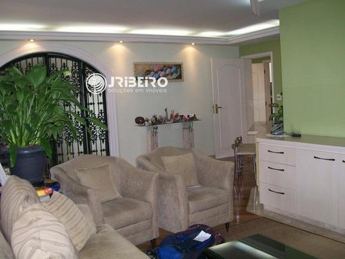 Apartamento Alto Padrão 4 Dorm, 2 Vagas Para Venda Em Santana São Paulo-sp - 901043