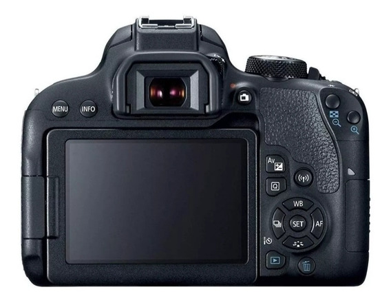 Canon Eos Rebel T7i Kit Completo 18-55