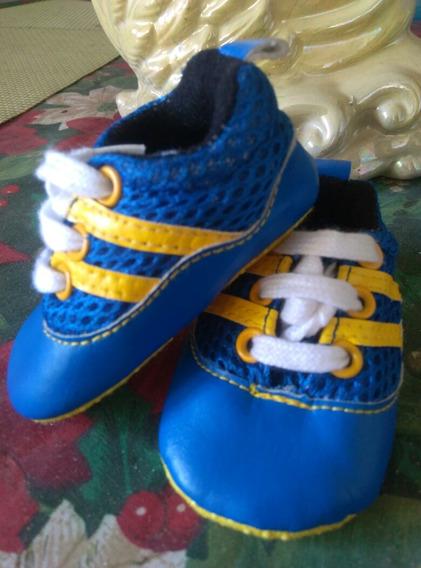 Zapatos Marca Fila Original Talla 0-6meses