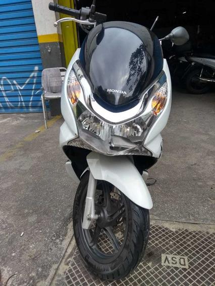 Honda Pcx 150 13/14 Branca