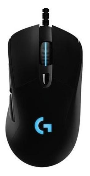 Mouse Gamer Logitech G403 Hero 16k, Rgb Lightsync, 6 Botões