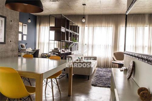 Imagem 1 de 12 de Apartamento Com 1 Dormitório À Venda, 70 M² Por R$ 680.000,00 - Vila Leopoldina - São Paulo/sp - Ap0751
