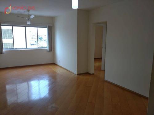 Apartamento Com 2 Dormitórios Para Alugar, 74 M² Por R$ 1.300,00/mês - Freguesia Do Ó - São Paulo/sp - Ap0468