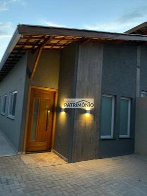 Casa Com 3 Dormitórios À Venda, 111 M² Por R$ 500.000 - Jardim Do Lago - Atibaia/sp - Ca0524