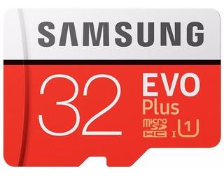 Cartão Micro Sd Sdhc 32 Gb Samsung Evo 95 Mb/s Uhs-1 Clss 10