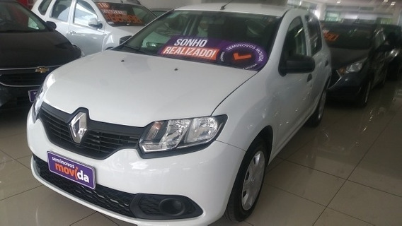Sandero 1.0 12v Sce Flex Authentique Manual 42610km