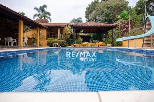 Imagem 1 de 30 de Casa Com 3 Dormitórios À Venda, 390 M² Por R$ 799.990,00 - Chácara Tropical (caucaia Do Alto) - Cotia/sp - Ca0212