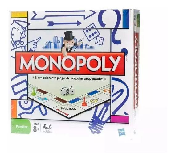 Juego De Mesa Monopoly Popular