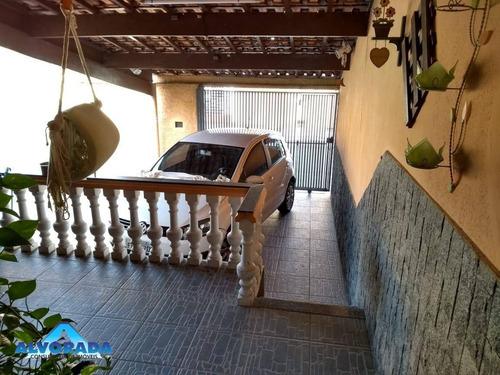 Imagem 1 de 17 de Casa Térrea: 02 Dormitórios  - Jardim Alvorada - São José Dos Campos/sp - Ca1808