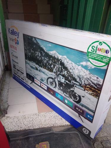 Vendo  Televisor  Smartk Kalley Uhd4k 50 Pulgadas
