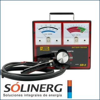 Autometer Analizador De Baterias Modelo: Sb3