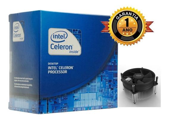 Processador Celeron G3930 2.9ghz Lga 1151 Gar.1 Ano C/cooler