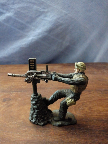 Soldado Con Metralleta Chap Mei