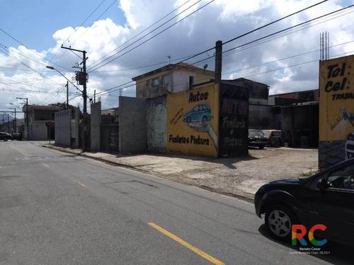 Imagem 1 de 15 de Terreno À Venda No Bairro Jardim Presidente Dutra Em Guarulhos/sp - 105
