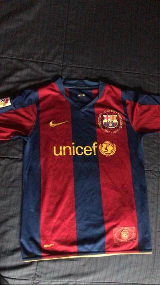 Playera F.c. Barcelona 2007-2008