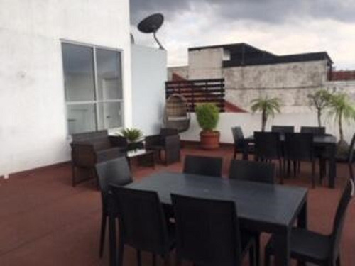 Imagen 1 de 10 de Venta Suite Con Terraza Polanco Iv Sección Apa_1910 Cm/nr