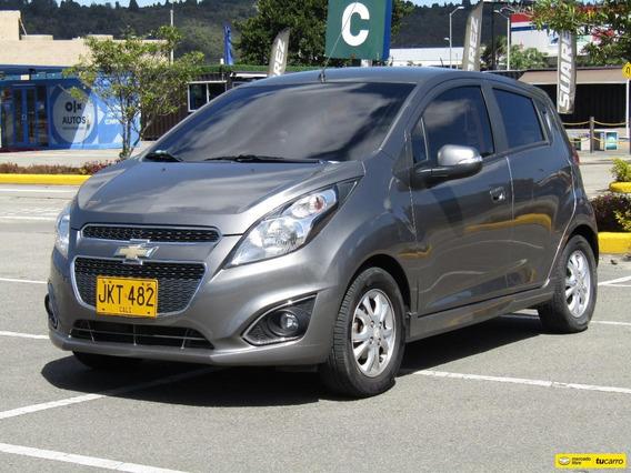 Chevrolet Spark Gt Ltz Mt 1206cc Aa