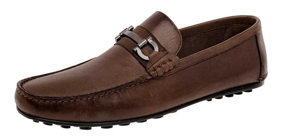 Zapato Casual Hombre Piel Aretina 75580 Envió Gratis