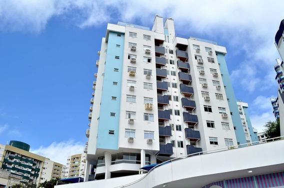 Apartamento De 2 Quartos No Itacorubi - 35701