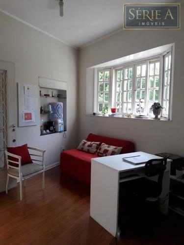 Sobrado À Venda, 120 M² Por R$ 1.050.000 - Higienópolis - São Paulo/sp - So0082