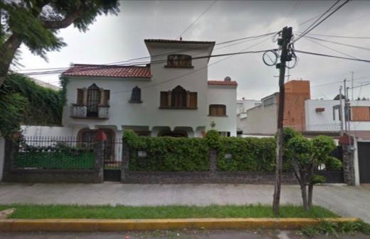 Remate Casa De 5 Recámaras Col. Churubusco