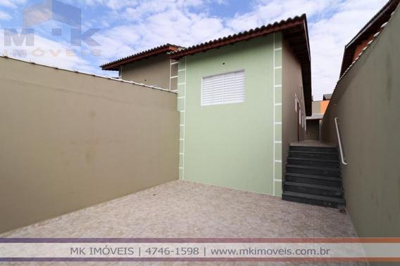 Casa Com 2 Dorm, 1 Suíte Na Cd Edson Em Suzano/sp - 748