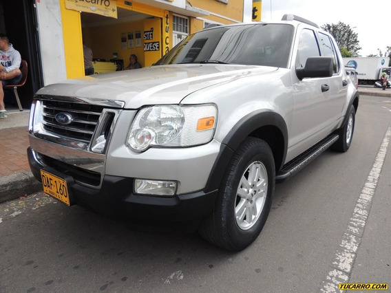 Ford Sport Trac 4.000cc At 4x4 Aa Abs Fe 6v