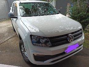 Volkswagen Amarok 2.0 S Cab. Dupla 4x4 4p 2017
