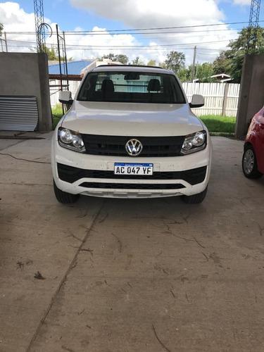 Volkswagen Amarok 2.0 Cs Tdi 140cv 4x2 Startline 2017