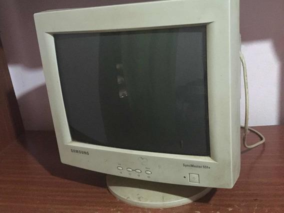 Monitor Samsung Syncmaster 551v