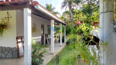 Casa 02 Quartos Próxima A Praia De Ponta Negra- Maricá - Rj - Veca20140
