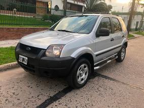 Ford Ecosport 1.6 Xls Full Primera Mano Unica