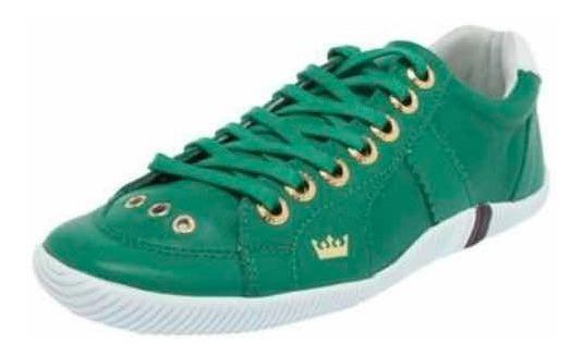 Tênis Osklen Riva Colour Verde 38