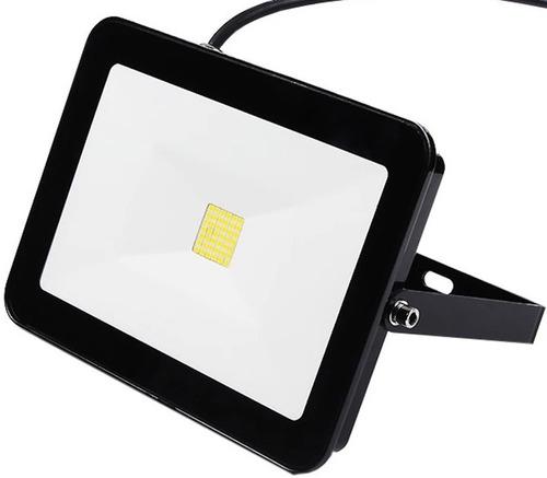 Reflector Foco Led Slim 50 W Tablet Chato Categoría A+ Ip65