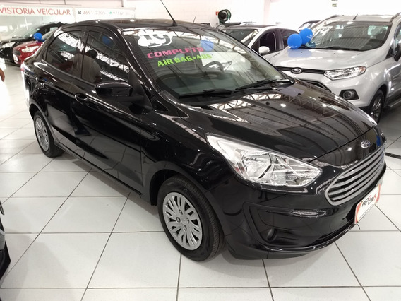 Ford Ka Sedan 1.0 Se 2019 Baixa Km