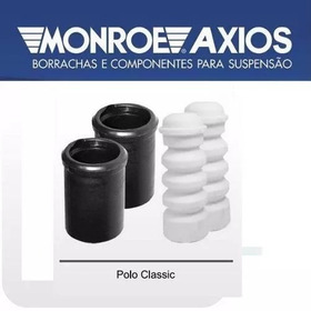 Par Batente Coifa Traseiro Do Amortecedor Polo Classic 97/01