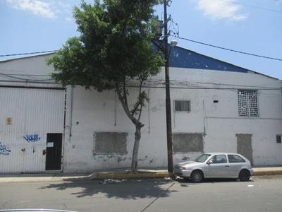 Nave Industrial De 800 M2 En Leyes De Reforma, Iztapalapa