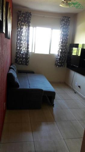 Imagem 1 de 24 de Apartamentos No Litoral À Venda  Em Itanhaem/sp - Compre O Seu Apartamentos No Litoral Aqui! - 1410860