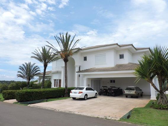 Casa De Condomínio À Venda, 6 Quartos, 8 Vagas, Condomínio Terras De São José Ii - Itu/sp - 9880