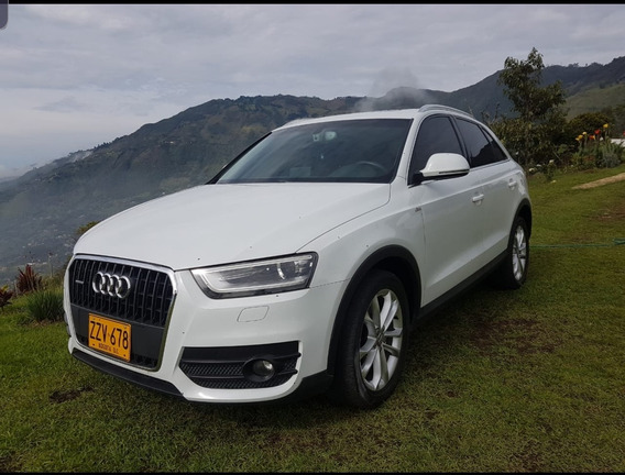 Audi Q3 Luxury Turbo 4x4