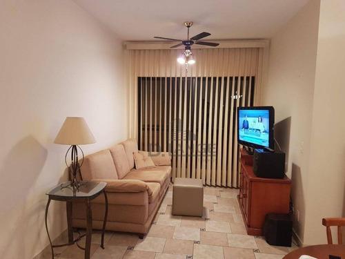 Imagem 1 de 25 de Apartamento Com 2 Dormitórios À Venda, 70 M² Por R$ 445.000,00 - Mansões Santo Antônio - Campinas/sp - Ap18797