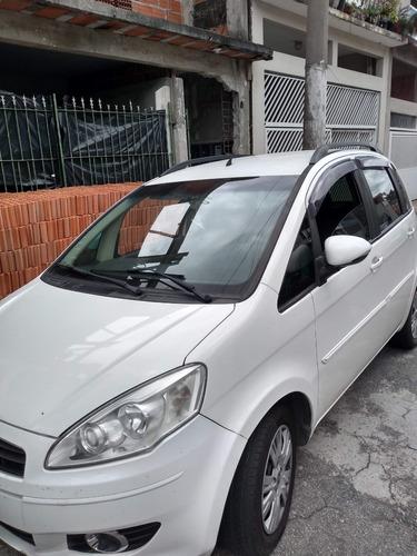 Fiat Idea Attractive 1.4 Flex 8v Ano 2012