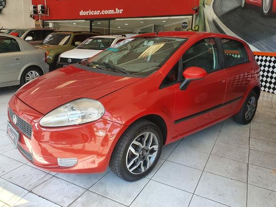 Fiat Punto - 2007/2008 1.4 Elx 8v Flex 4p Manual