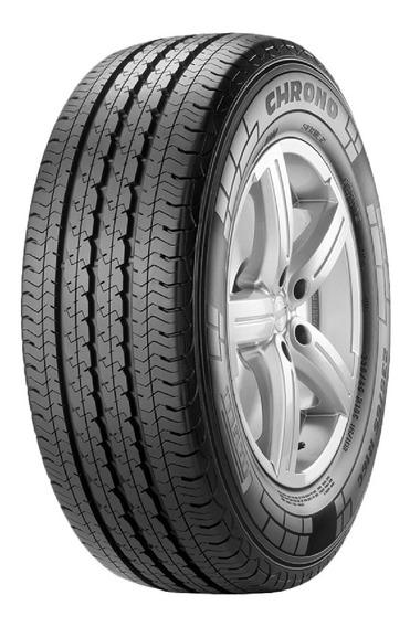 Combo X4 Neumaticos Pirelli 205/75r16 C Chrono 110r