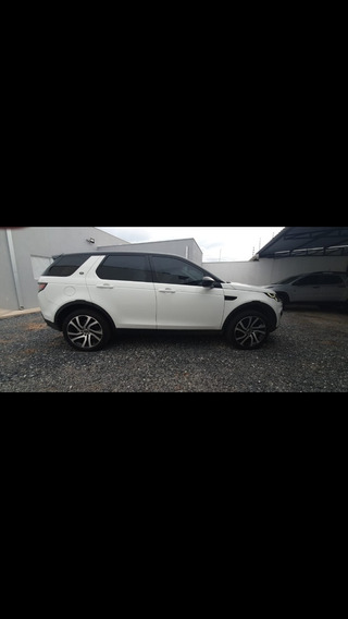 Land Rover Discovery Sport 2.2 Sd4 Hse Black 5p 2016